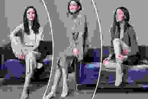 """Phong cách thời trang ấm áp, dễ chịu mà vẫn """"sang chảnh"""" trong mùa thu đông"""