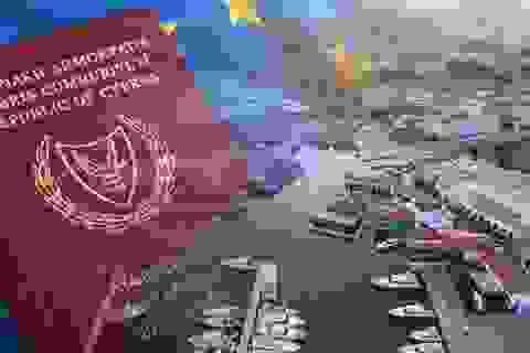 """Đảo Síp tạm dừng chương trình """"hộ chiếu vàng"""" giá triệu đô"""
