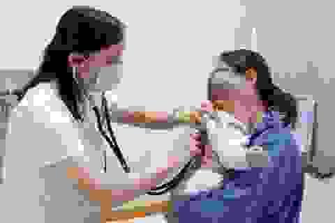Cảnh báo: Nhiều trẻ viêm đường hô hấp bị bội nhiễm vì gia đình tự điều trị