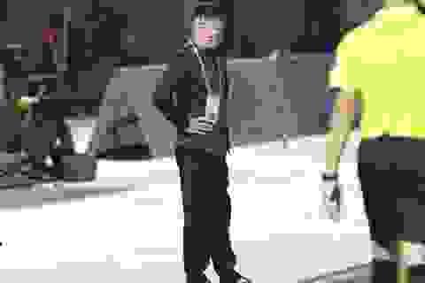 Lên ngôi đầu bảng V-League, HLV CLB Viettel vẫn e ngại CLB Hà Nội