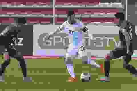 Messi mờ nhạt, Argentina vẫn ngược dòng đánh bại Bolivia