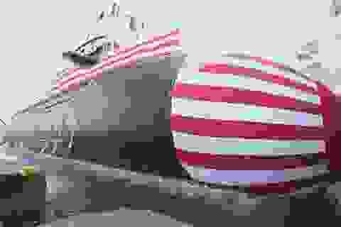 Nhật Bản trình làng tàu ngầm mới hơn 720 triệu USD