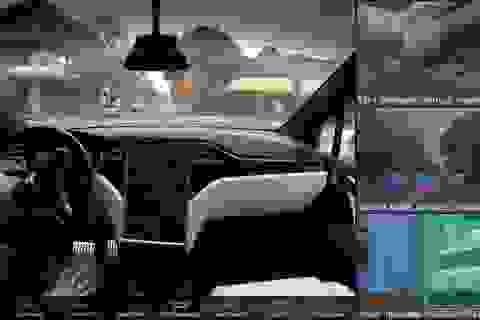 Đã tìm thấy khiếm khuyết của hệ thống tự lái Autopilot trên xe Tesla