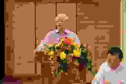 Tổng Bí thư: Hà Nội có Chủ tịch thành phố mới, không khí rất vui!