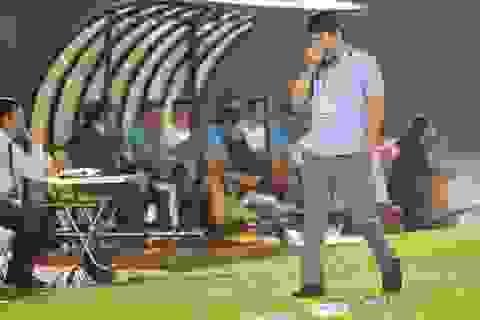 HLV Sài Gòn FC vẫn muốn cạnh tranh ngôi vô địch sau khi mất ngôi đầu bảng