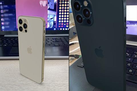 """""""Trải nghiệm sớm"""" iPhone 12 bằng công nghệ AR"""