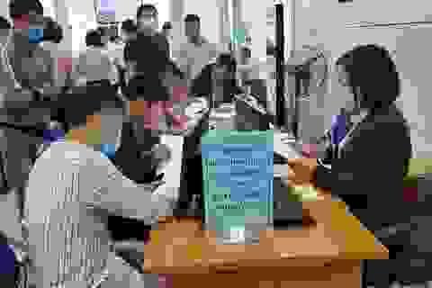 Sáng 7/11, Phiên GDVL Long Biên: Hơn 2.000 việc làm chờ đợi ứng viên