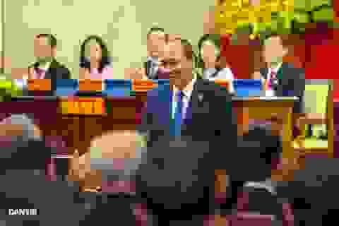 Thủ tướng Nguyễn Xuân Phúc dự khai mạc Đại hội Đảng bộ TPHCM