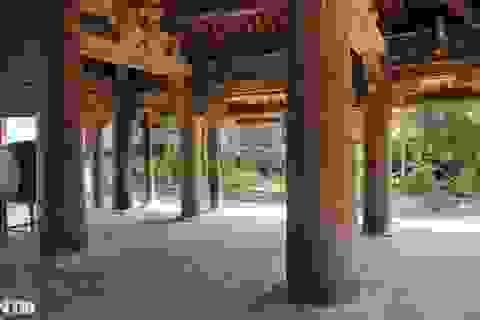 Chiêm ngưỡng tuyệt tác chạm khắc hơn 400 năm tuổi tại Hà Nội