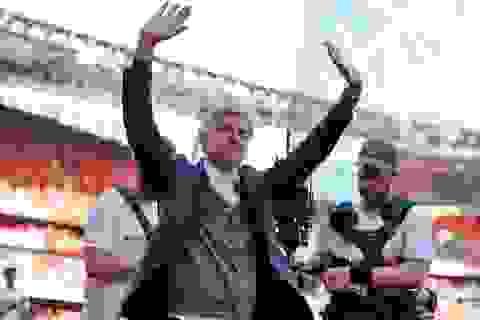 """Arsene Wenger: """"Bóng đá đỉnh cao là vấn đề sinh tử"""""""