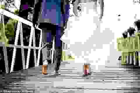 Muốn giảm cân thì phải… lập gia đình?