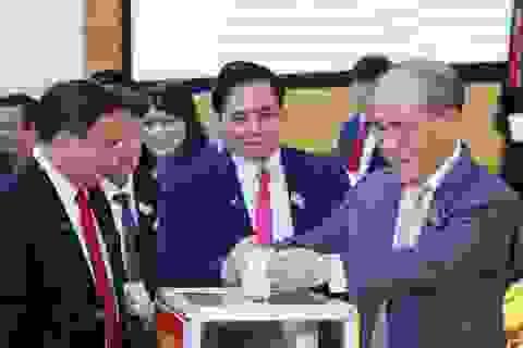 Đại hội Đảng bộ Hà Tĩnh hướng về đồng bào miền Trung