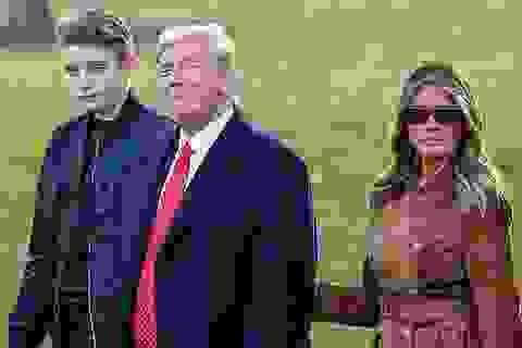 """""""Cậu út"""" nhà Trump đã mắc Covid-19"""
