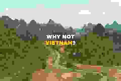 Clip kích cầu du lịch Việt Nam sẽ phát trên kênh CNN từ ngày 15/10