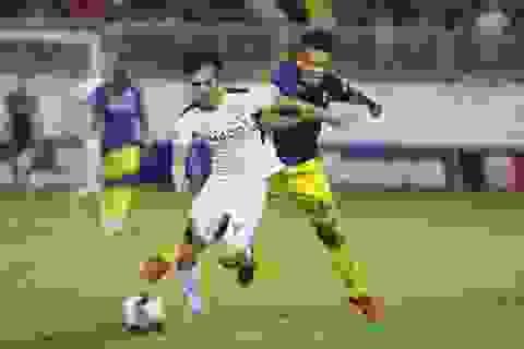 Thắng đậm HA Gia Lai, CLB Hà Nội áp sát ngôi đầu bảng V-League