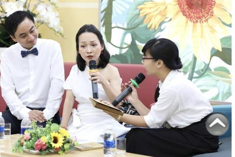 Nữ nhà văn cao 1m32 truyền cảm hứng về nghị lực sống tới sinh viên