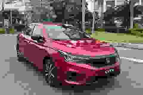 Honda City 2021 chốt lịch ra mắt, phân khúc sedan cỡ B có nhiều biến động