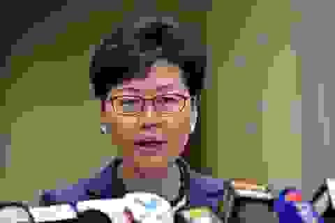 Mỹ đưa lãnh đạo Hong Kong vào danh sách trừng phạt