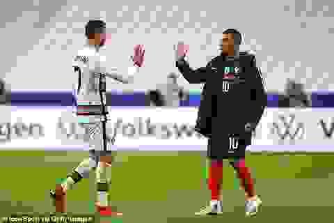 Juventus gây sốc với kế hoạch đổi C.Ronaldo lấy Mbappe