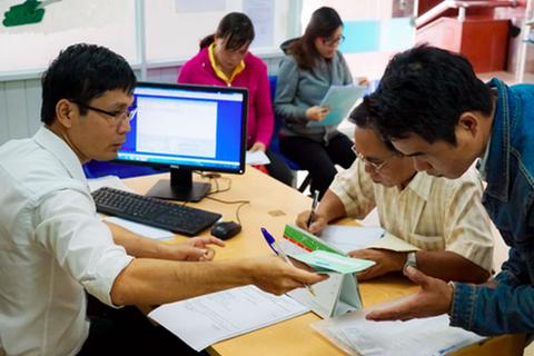 Thời gian nâng bậc lương lần sau khi được tuyển dụng vào viên chức