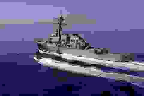 Trung Quốc cảnh báo Mỹ dừng hoạt động khiêu khích gần Đài Loan