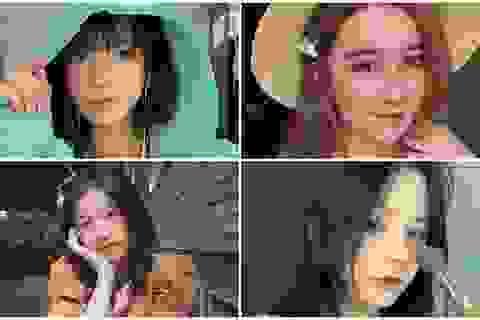 4 hot girl sở hữu gương mặt xinh đẹp như búp bê