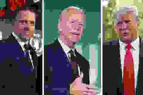 """Bầu cử Mỹ: Ông Trump nổi đóa vì Facebook, Twitter """"ém"""" lùm xùm nhà Biden"""