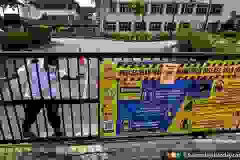 Malaysia: Hơn 2.700 trường học đóng cửa, gần 2 triệu trẻ em bị ảnh hưởng