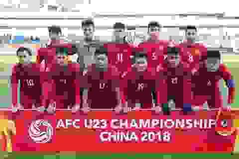 Trung Quốc rút quyền đăng cai giải U23 châu Á 2022