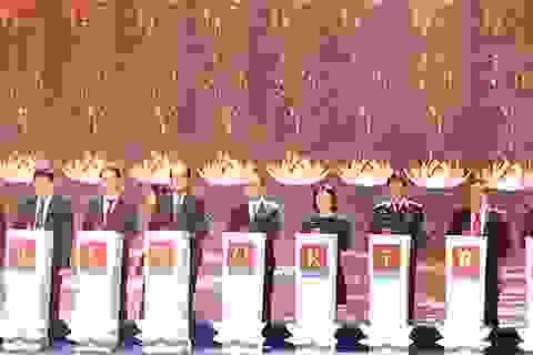Thủ tướng dự lễ khởi công công trình chào mừng Đại hội Đảng bộ Nghệ An