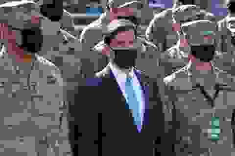Mỹ đẩy mạnh kế hoạch tăng ngân sách quốc phòng đối phó Trung Quốc
