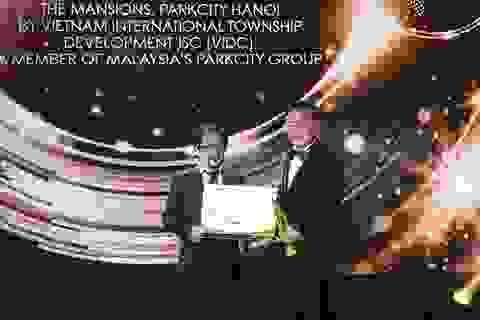 The Mansions, ParkCity Hanoi giành giải thưởng danh giá tại PropertyGuru Vietnam Property Awards 2020