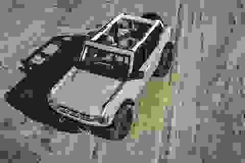 Vì sao Ford Bronco không có kính chắn gió gập lại được như Jeep Wrangler?