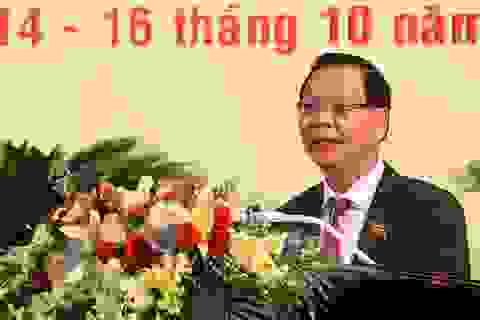 Ông Ngô Thanh Danh làm Bí thư Tỉnh ủy Đắk Nông