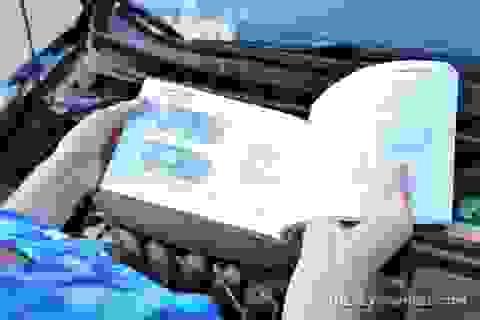 Mất bao lâu để đọc hết một cuốn hướng dẫn sử dụng xe?