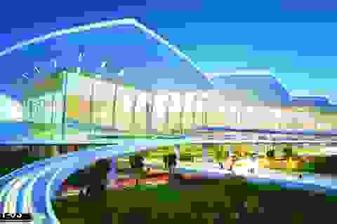 """""""Siêu dự án"""" sân bay Long Thành hơn 16 tỷ USD chậm tiến độ"""