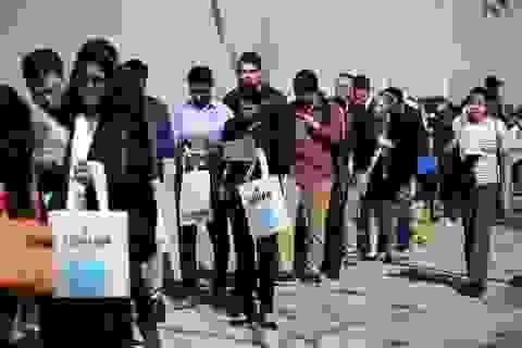 Lượng đơn xin trợ cấp thất nghiệp ở Mỹ bất ngờ tăng cao trong tuần qua