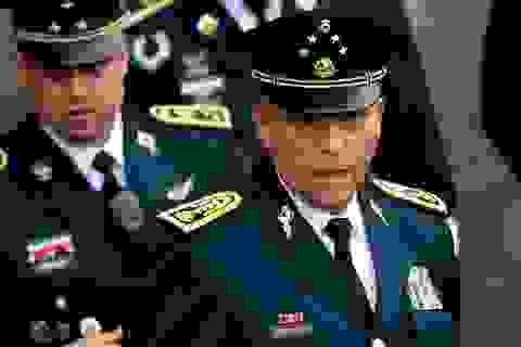Mỹ bắt cựu bộ trưởng quốc phòng Mexico ngay tại sân bay