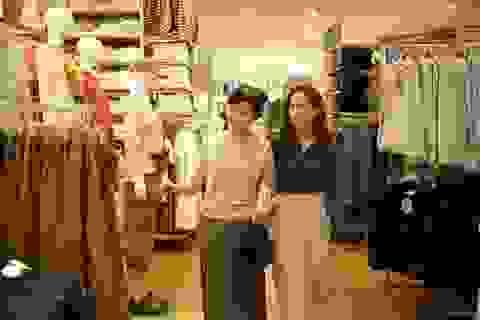 UNIQLO chính thức khai trương cửa hàng thứ ba tại Hà Nội vào sáng 16/10