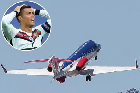 C.Ronaldo đối diện với nguy cơ bị phạt nặng