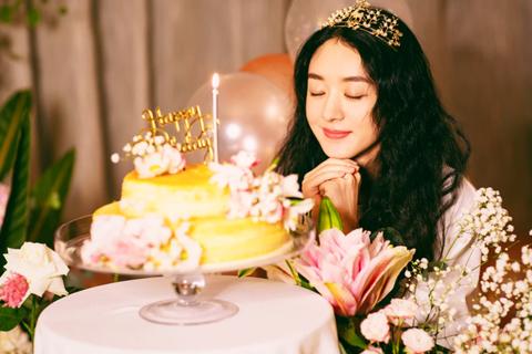 Tuổi 33 đầy thành công, hạnh phúc và danh tiếng của Triệu Lệ Dĩnh