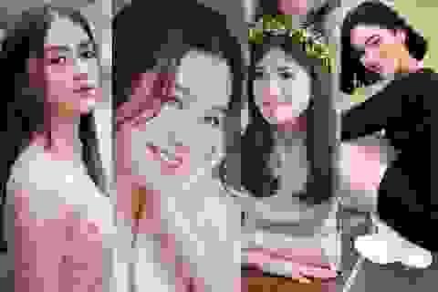 Ngẩn ngơ nhan sắc đời thường của loạt thí sinh Hoa hậu Việt Nam 2020
