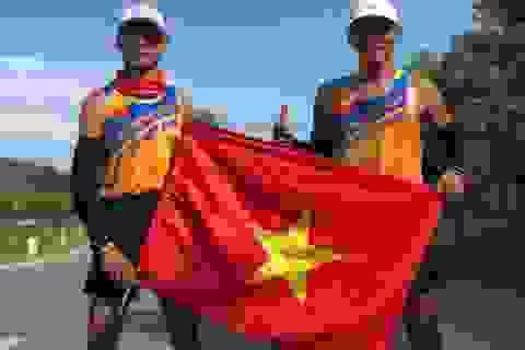 Vượt 2.603 km, vận động viên 9x giúp trẻ em khiếm khuyết được phẫu thuật