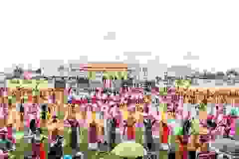 Đồng bào Chăm Ninh Thuận vui đón Lễ hội Katê