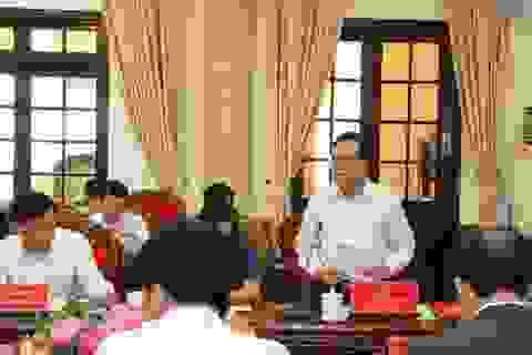 Thanh Hóa giữ nguyên số lượng 3 Phó Bí thư Tỉnh ủy nhiệm kỳ tới