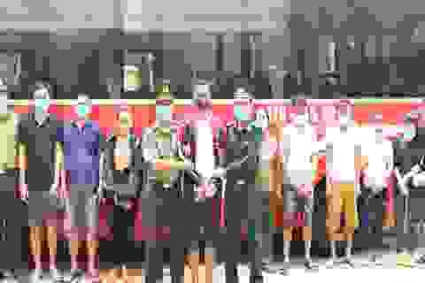 Phá thành công chuyên án đưa người vượt biên trái phép sang Lào