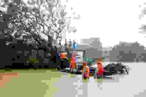 Bộ TN-MT: Cảnh báo sớm, chi tiết các đợt mưa lũ lớn