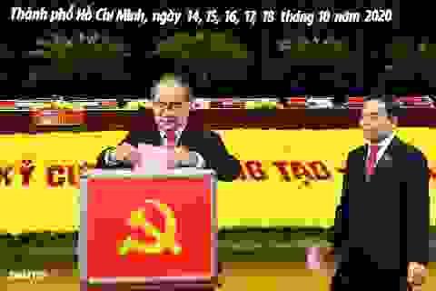 Phân công ông Nguyễn Thiện Nhân tiếp tục theo dõi, chỉ đạo Đảng bộ TPHCM