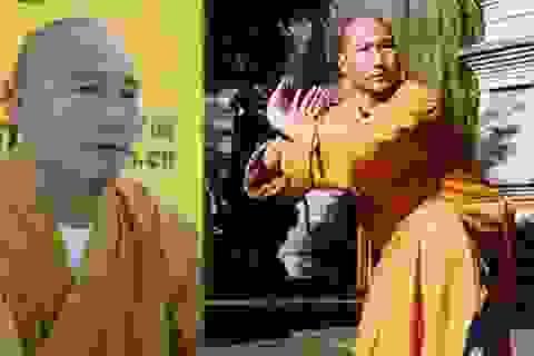 Sư phụ của Nhất Long bị đuổi khỏi chùa Thiếu Lâm