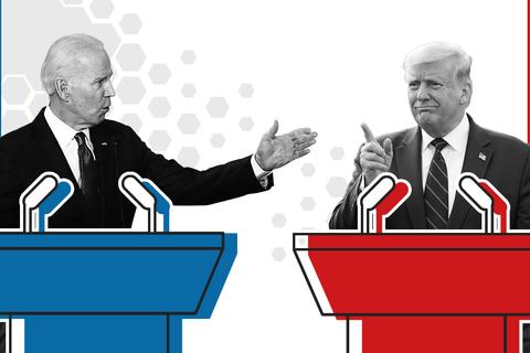 Bầu cử Mỹ 2020: Công bố các chủ đề tranh luận Trump - Biden cuối cùng